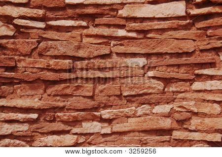 Pueblo Wall