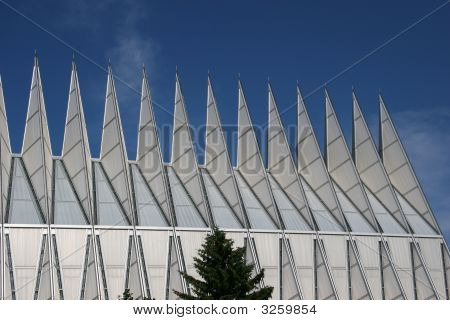 Air Force Academy Chapel Colorado Springs