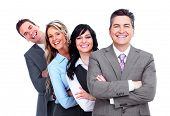 pic of business success  - Group of business people - JPG