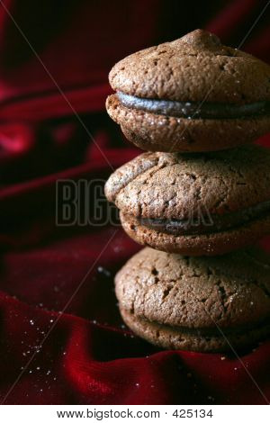 Chocolate Cookies  Text