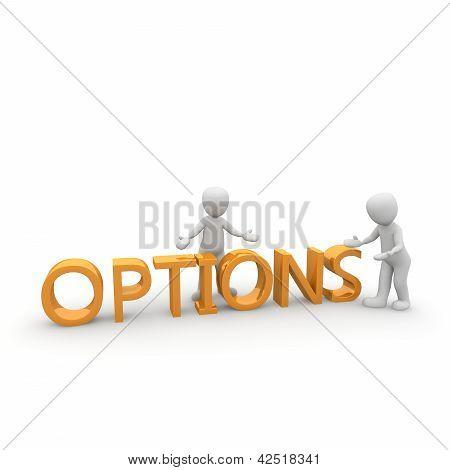Options 3D