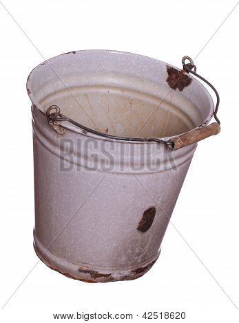 Old Empty Bucket