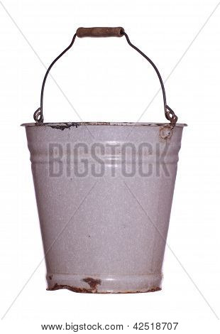 Old Rustic Bucket