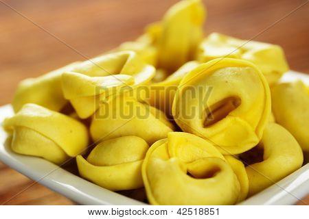 Tortellini, Fresh Egg Pasta