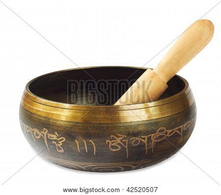 Singing Tibetan Bowl
