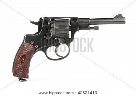 Old Nagant Revolver