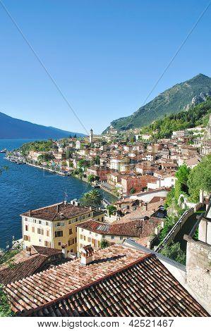 Limone sul Garda,Lake Garda,Italy