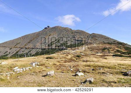 Hill Snezka