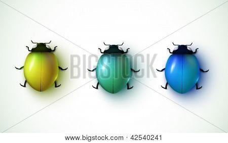ilustração em vetor bug