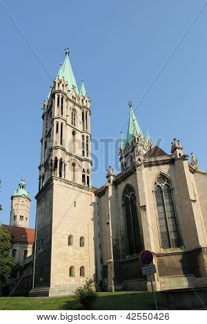 Cathedral Of Naumburg, Germany