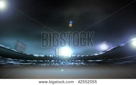 Stadium lights