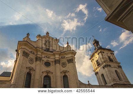Monastery Of Discalced Carmelites - Berdychiv, Ukraine.