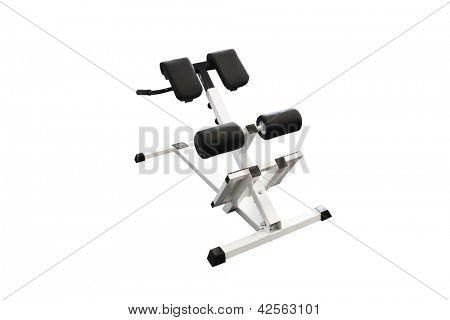 Gym apparatus in gym hall