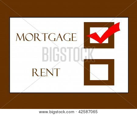 Mortgage Or Rent