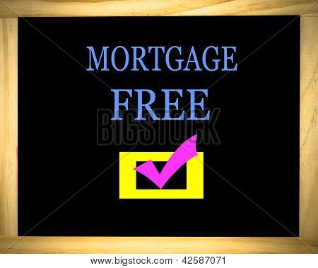 Mortgage Free Text