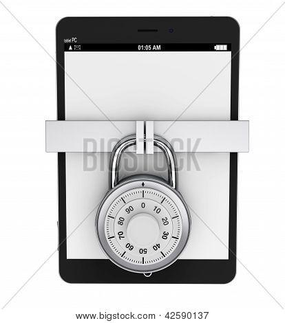 Tablet Pc com bloqueio