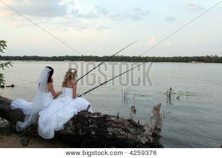 Wedding Fishing -)