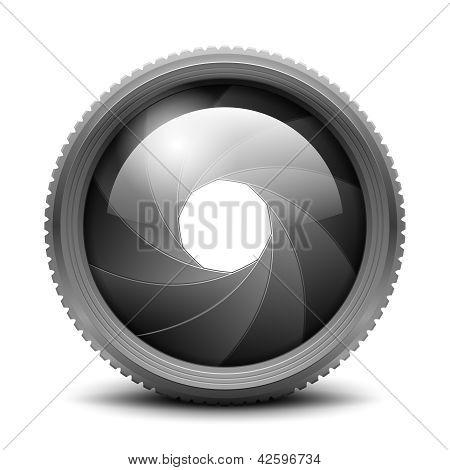 Camera Shutter Aperture
