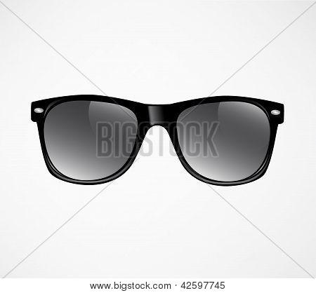 Sunglasses vector illustration background Sunglasses vector illustration background