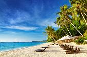 foto of boracay  - Tropical beach - JPG