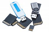 picture of memory stick  - Drives and memory stick - JPG