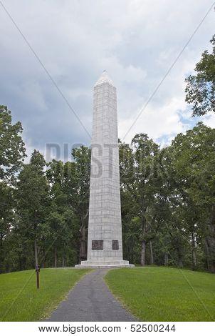 King's Mountain Monument