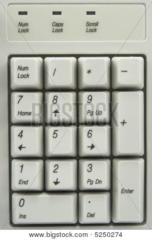 Numeric Keyboard