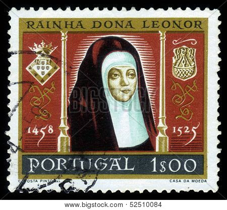 Queen Of Portugal, Eleanor Of Viseu