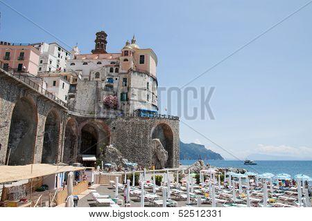 Atrani, Costiera Amalfitana, Italy
