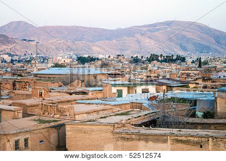 Roofs of Shiraz