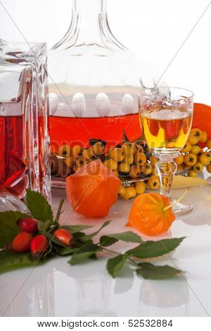 Rowanberry Homemade Liquer