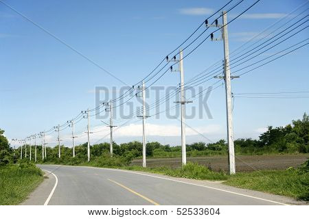 Wire Pole