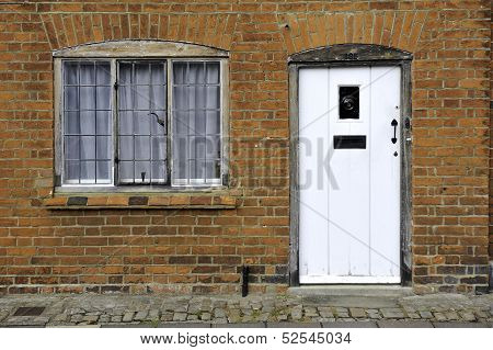 Front Door And Window