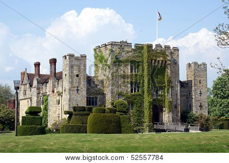 Hever Castle, Edenbridge, Kent, England