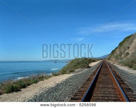 Costal Train Tracks