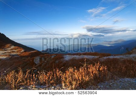 Lungthang View Point, Sikkim