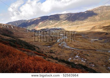 Nathang valley, Sikkim