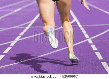 Female Race Stadium
