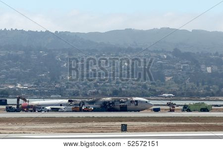Asiana Flight 214 Plane Crash
