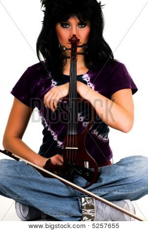 Music Performer, Violinist