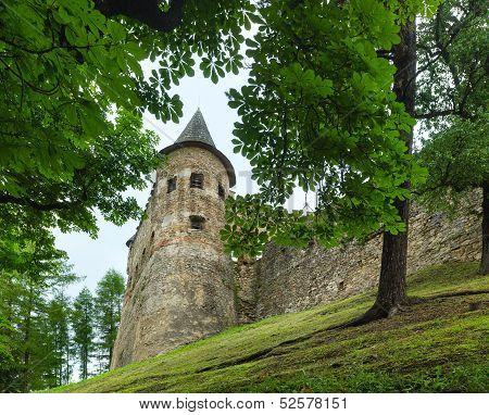 Lubovna Castle (slovensko).