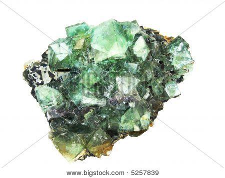 Fluorit Kristalle 2