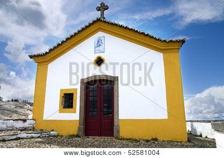 Nossa Senhora Da Pena Chapel