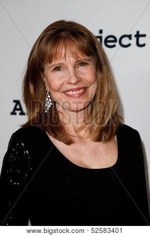 NEW YORK- OCT 17: Journalist Donna Hanover attends the Project A.L.S. 15th Anniversary benefit at Roseland Ballroom on October 17, 2013 in New York City.