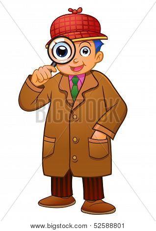 detective boy.