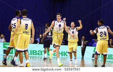 Bc Budivelnik Players
