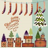 pic of clotheslines  - Christmas Gifts - JPG