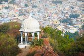 View From Mountain. India, Udaipur