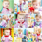 stock photo of playgroup  - Little 11 - JPG