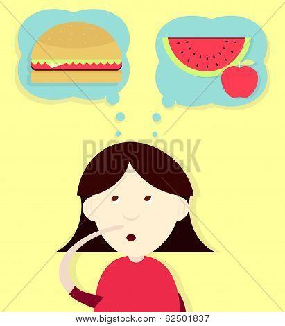 Deciding the diet